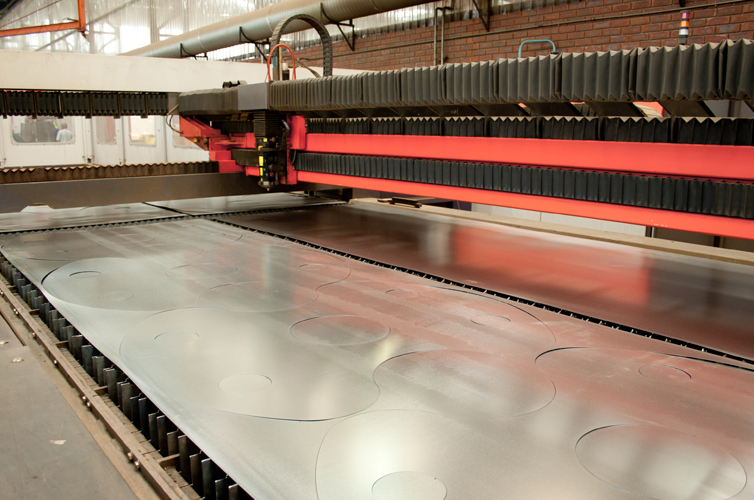 Laser Cutting Services | Machine Tool Services | Fast Flame Profiling