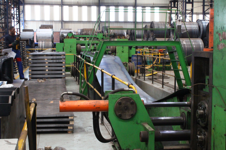 Steel Decoiling Services | Machine Tool Services | Fast Flame Profiling