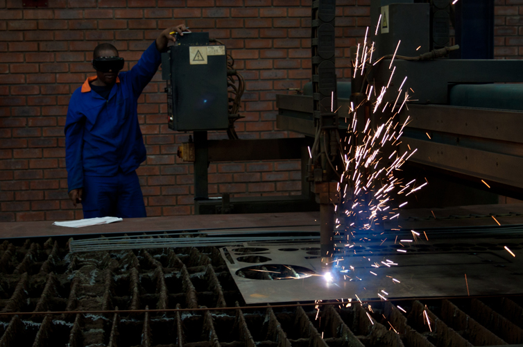 High-Definition Plasma Cutting | Machine Tool Services | Fast Flame Profiling